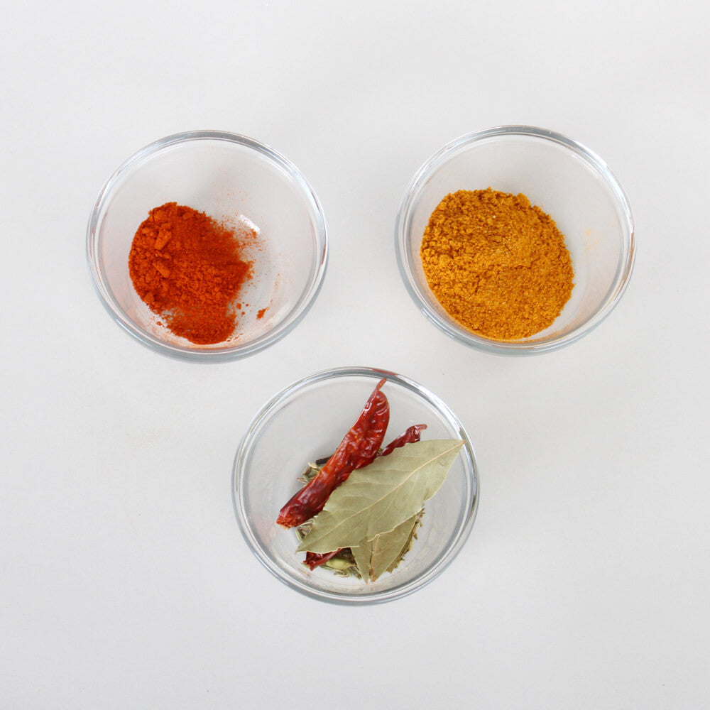 Rustic Rogan Josh Spice kit Contents
