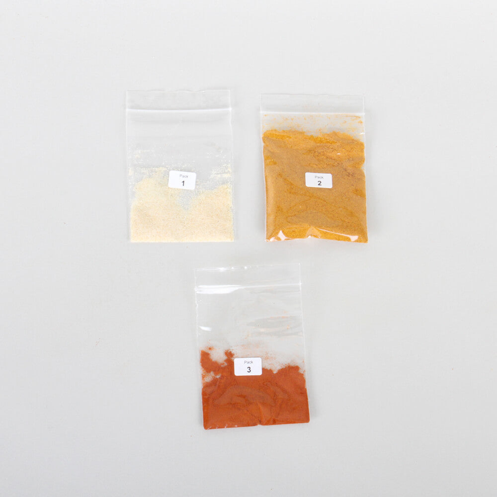 Beef Vindaloo Curry Spice kit content