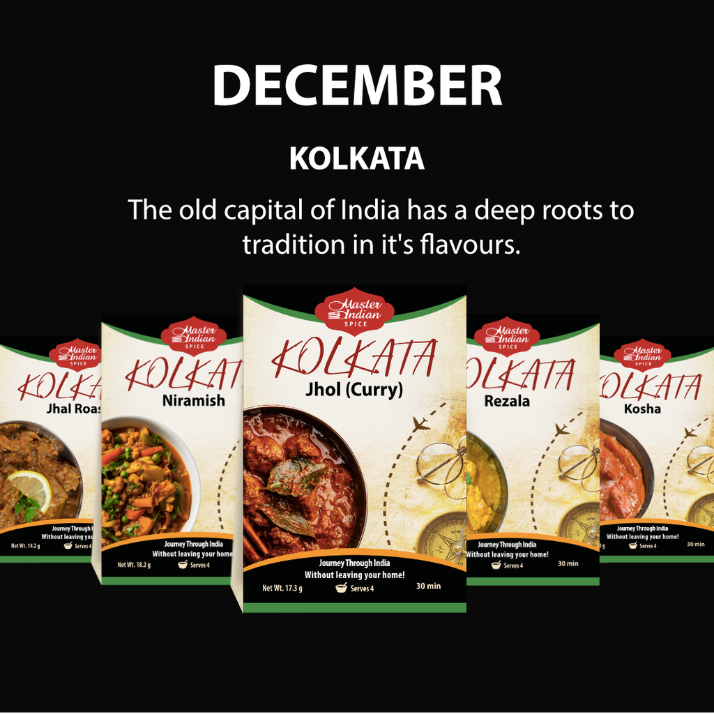 Explore Kolkata (December 2020)