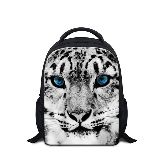 Backpack - Animal Print Small Backpack For Kids