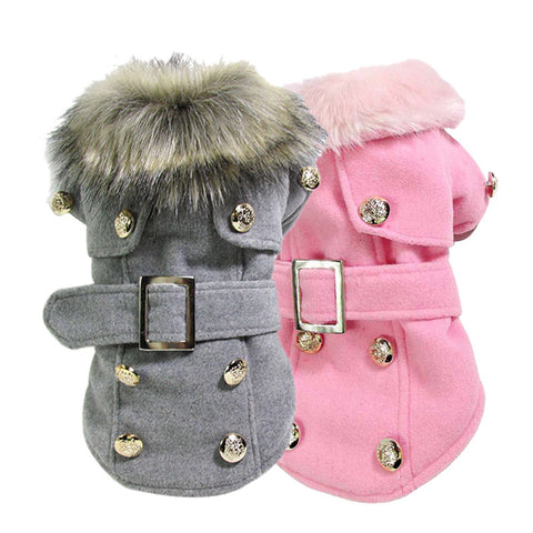 Dog Coat - Dog Winter Warm Coat