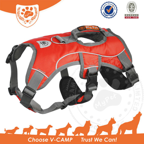 Dogs - Large Dog Harness Soft Walk Vest Super Quality Strong Big Dog Training Harness