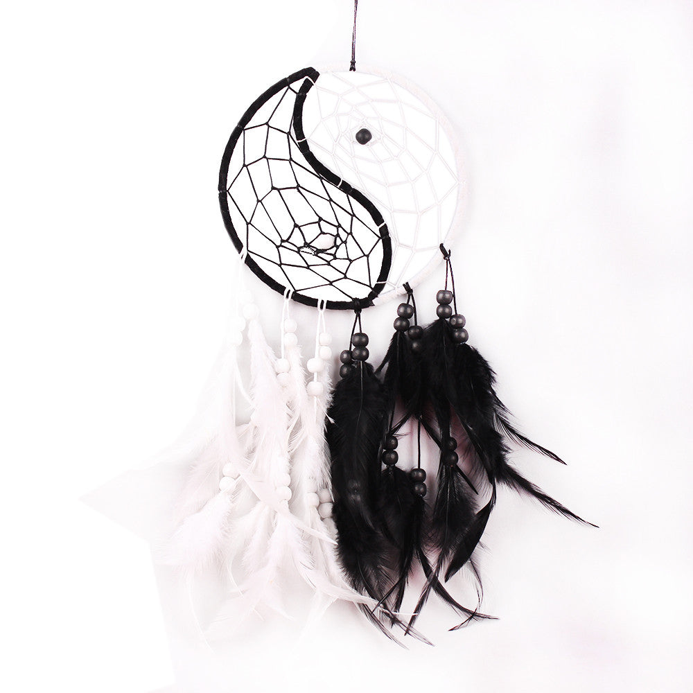 Dream Catcher - Handmade (Ying/Yang) Dream Catchers