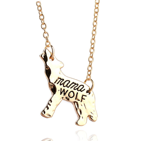 Necklace - Wolf Mama Necklace