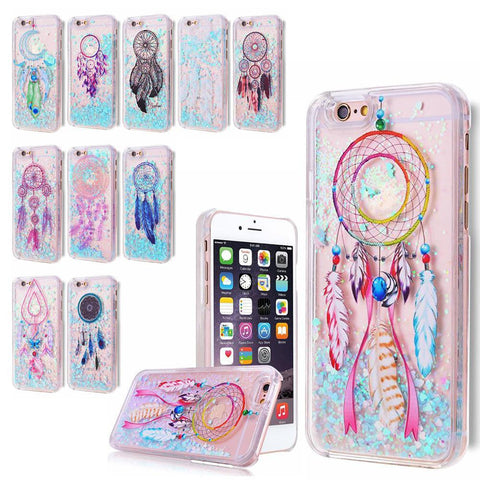 Dream Catcher Phone Case for iPhone 6 6s - Indo Wolf