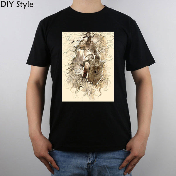 Vikings - T-Shirt (Various Prints) - Indo Wolf