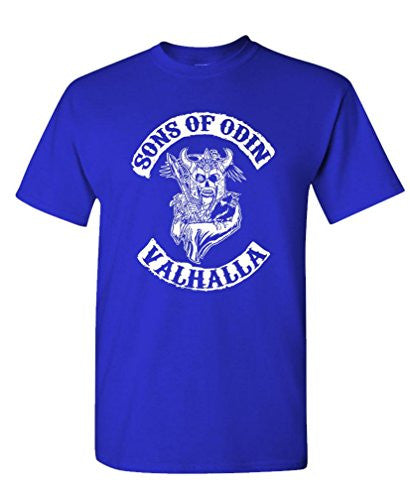 Sons Of Odin - Valhalla T-Shirt - Indo Wolf