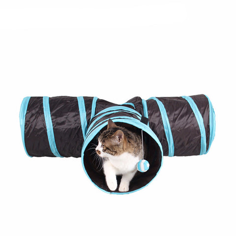 Cat Tunnel Toy Foldable - Indo Wolf