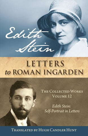 Edith Stein: Letters to Roman Ingarden (CWES, vol. 12)