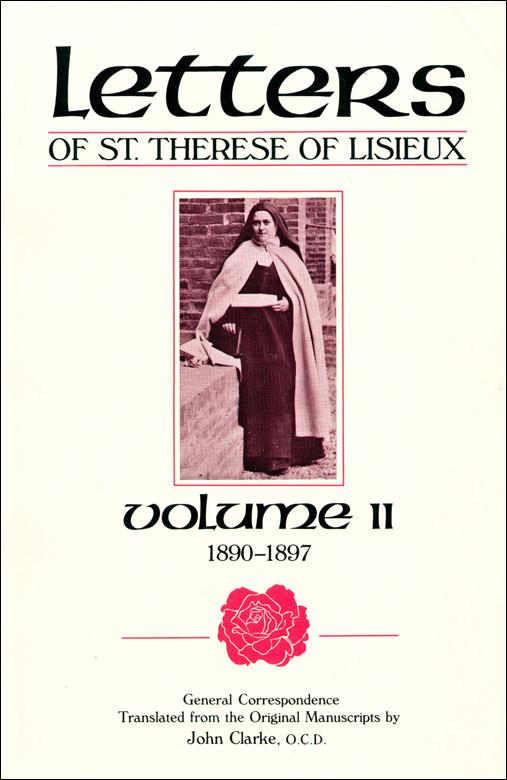 The Letters of St. Thérèse of Lisieux, vol. 2