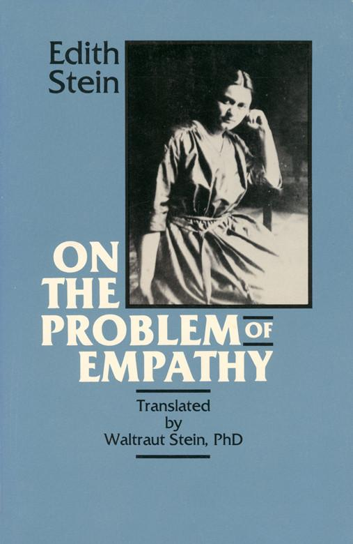 edith stein doctoral dissertation On the problem of empathy (the collected works of edith stein, vol 3) edith stein (teresa benedicta of the cross) translated by waltraut stein, phd edith stein's doctoral dissertation under husserl, with index.