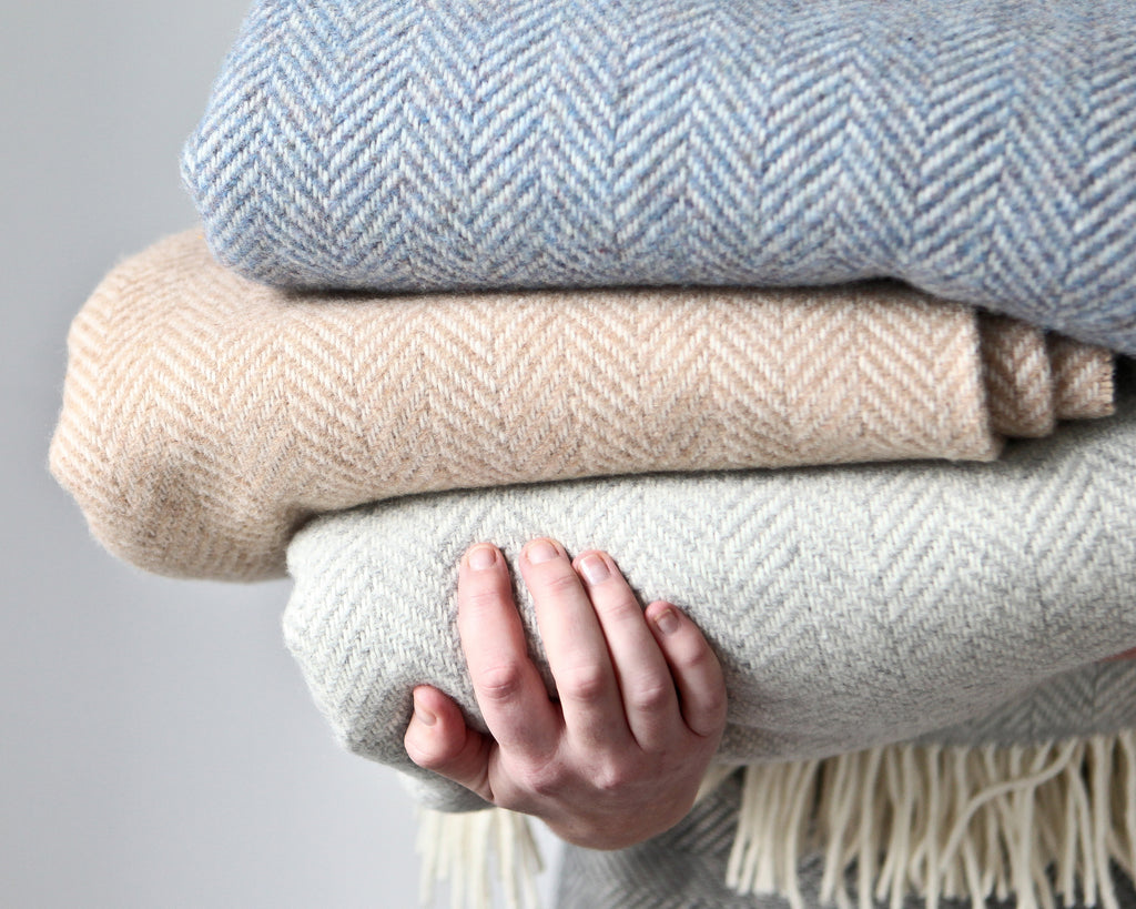 The perfect winter accessory for your home