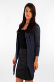 Waterfall Hem Cardigan