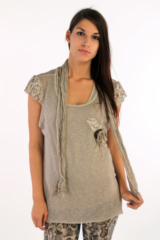 Generic Style Tunic and Camisole