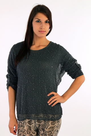 2 Pieces: Top and Long Sleeve T-shirt