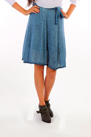 Knitted Stylist Skirt