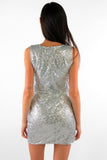 Cabaret Dress in Sequin
