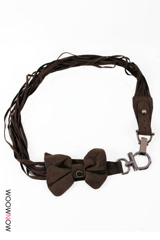 Bow Detail Belt