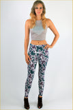 Britani Bicolour Leggings