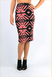 Beauty Midi Skirt