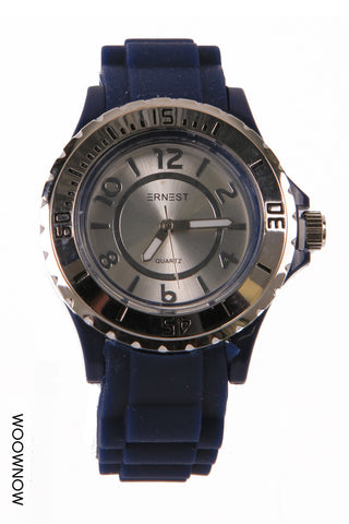 Ernest Plastic Bold Colour Watch