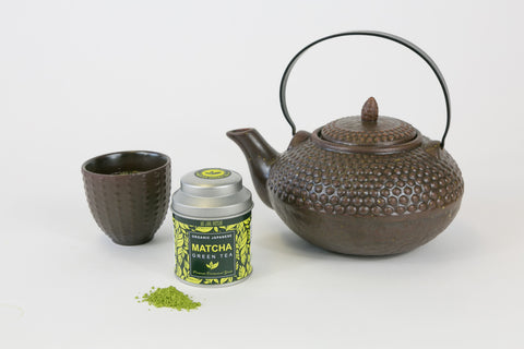 matcha cup kettle