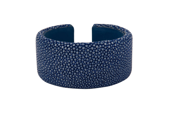 Stingray Cuff Blue