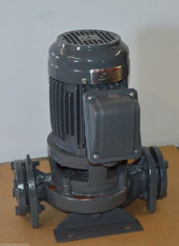 LSP-040 1HP 220/440V/3/60Hz (TEFC) Water Pump