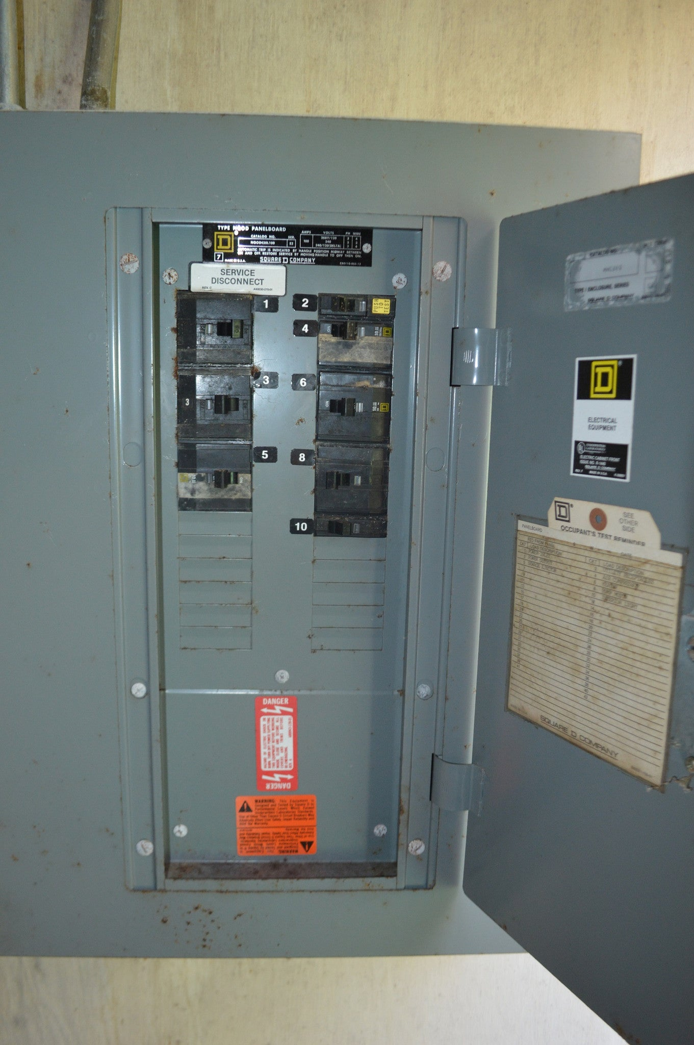 Electrical Lighting Container Technology Inc