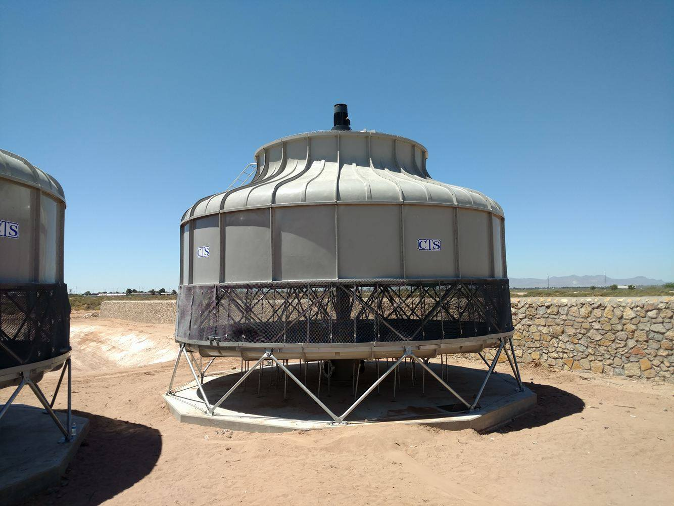 Model T-3500 Cooling Tower