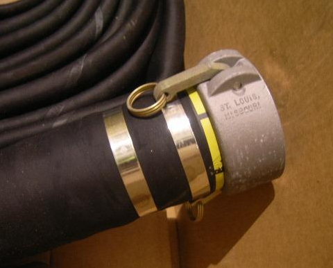 "4 "" Non Metallic Hose Assembly NSN: 4720-00-109-8146 P/N: M82127"