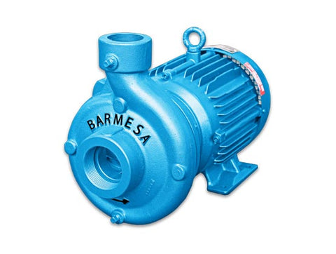 IB1.5-1-4, 1 HP, 208/230/460V, 3 Phase, 60Hz (TEFC) Water Pump