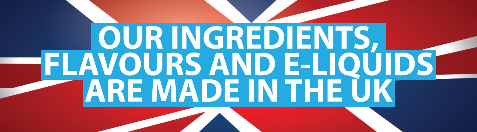 SMOKO E-Cigarette use the highest quality flavours and ingredients in our e-liquids that are Made in the UK