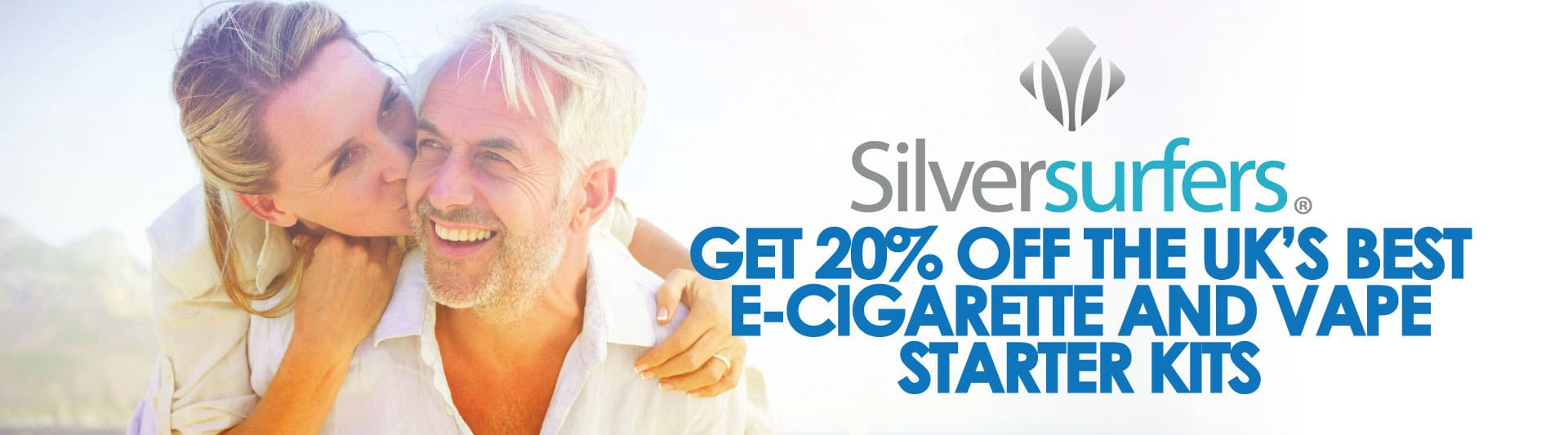 SMOKO E-Cigarettes has a partnership with Silversurfers that gives their members great savings and discounts on e-cigarettes and vapes