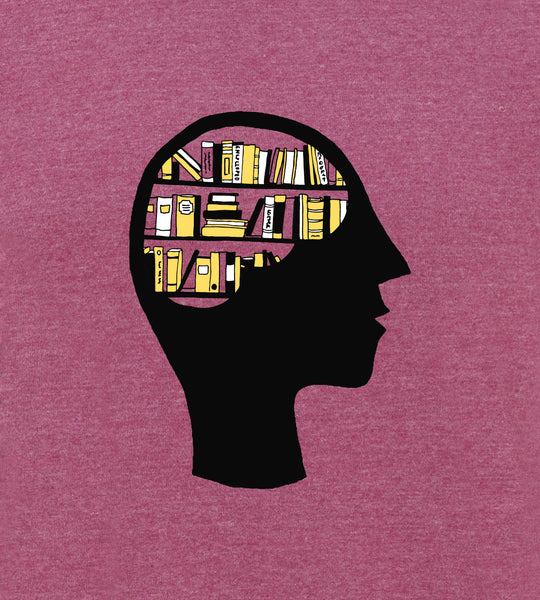 BRAIN LIBRARY t-shirt