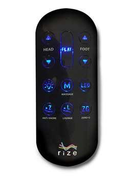 Remote Control for Rize Verge Adjustable Bed