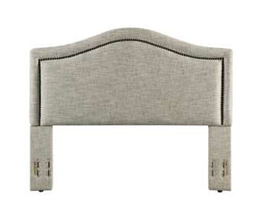 Grayling Headboard - Full/Queen, Sandstone Taupe