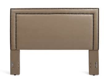 Banff Headboard - Full/Queen, Taupe