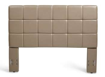 Kenora Headboard - Full/Queen, Taupe