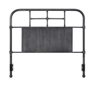 Cheriton Headboard - Full, Antique Black