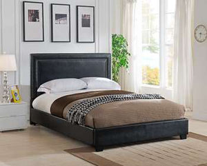 Banff Platform Bed - King, Black