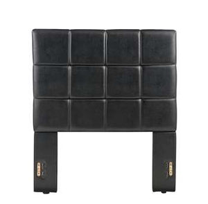 Kenora Headboard - Twin, Black