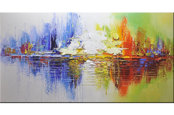 New Horizon Abstract Painting - Loko deko