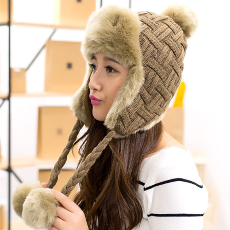 bf2ee38aeec New-arrived-winter-autumn-fashion-lady-s-caps-hats-for-women-Bomber-Hats- knitting-hat-Thick.jpg v 1476459543
