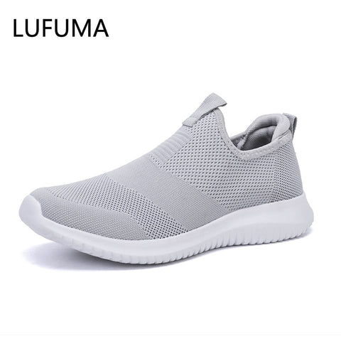 2020 Spring Men Shoes Slip On Casual Shoes Lightweight Comfortable Breathable Couple Walking Sneakers Feminino Zapatos Hombre 48