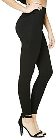Yoga Leggings Buttery Soft Material - Variety of Colors - Black