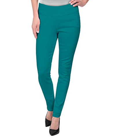 HyBrid & Company Super Comfy Stretch Pull On Millenium Pants KP44972 Jade Small