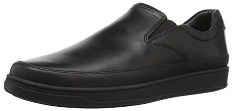 Cole Haan Men's Wells Slip II Sneaker, Black/Black, 11.5 Medium US