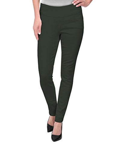 Super Comfy Stretch Pull On Millenium Pants KP44972 OLIVE 1X