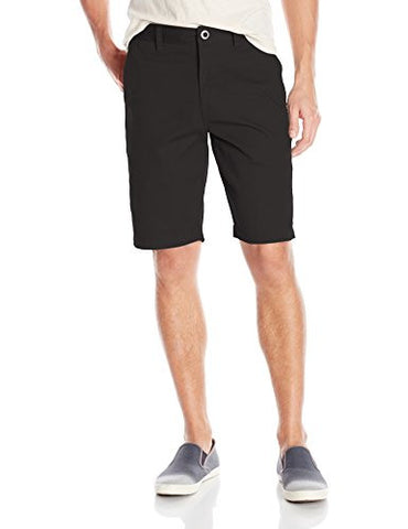 Volcom Men's Frickin Chino Short, black, 34
